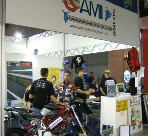 Stand AMI all'EICMA 2007