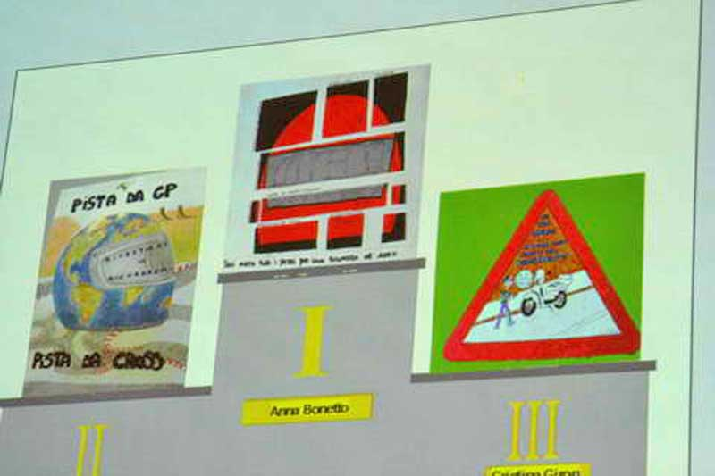 AMI al Convegno 'La Lama Che Uccide. E' Possibile Rendere Sicure le Nostre Strade?' - Cividale del Friuli (UD) 29 Giugno 2008 - Premiazione Alunni Scuole Medie