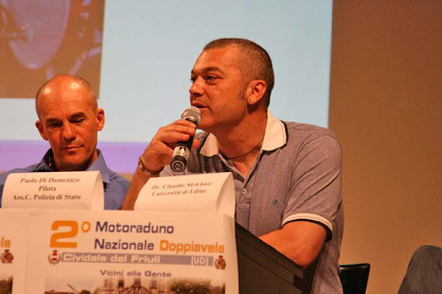 AMI al Convegno 'La Lama Che Uccide. E' Possibile Rendere Sicure le Nostre Strade?' - Cividale del Friuli (UD) 29 Giugno 2008 - Paolo di Domenico