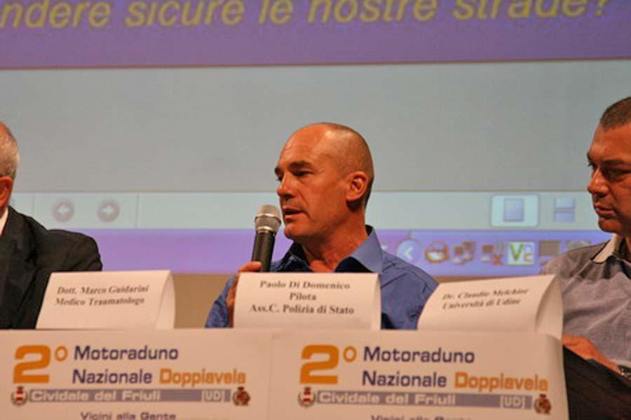 AMI al Convegno 'La Lama Che Uccide. E' Possibile Rendere Sicure le Nostre Strade?' - Cividale del Friuli (UD) 29 Giugno 2008 - dott. Marco Guidarini, presidente di AMI