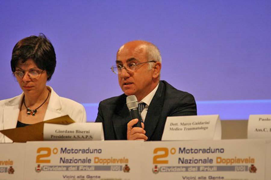 AMI al Convegno 'La Lama Che Uccide. E' Possibile Rendere Sicure le Nostre Strade?' - Cividale del Friuli (UD) 29 Giugno 2008 - dott. Giordano Biserni