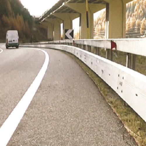 Guard Rail Rubbing della Volkmann Rossbach