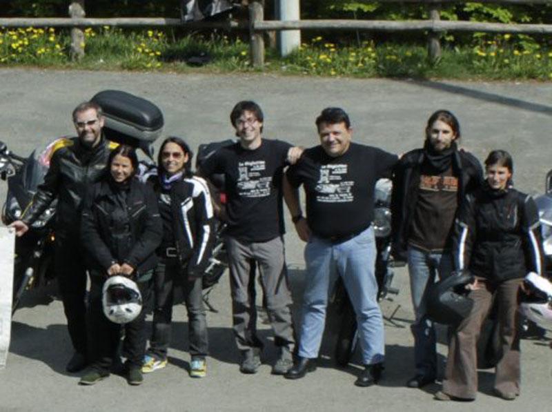 AMI Corso di Guida in Pista Parma 7 e 8 Maggio 2011