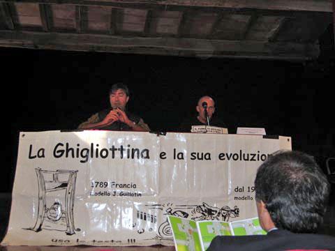 Primo Meeting Motociclistico sulla Sicurezza Stradale Settembre 2005 - dott. Riccardo Frazzetta – Responsabile USL 7