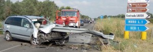 guardrail killer provincia lecce