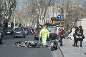 incidente lungotevere 02