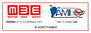 Motor Bike expo 2017, Verona Fiere