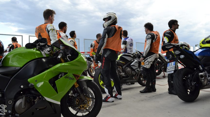 Pista in esclusiva con AMI Riding School a Cremona Circuit